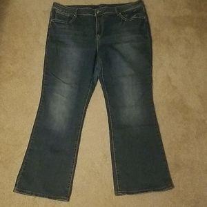 Stylish APT 9 jeans
